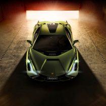 Фотография экоавто Lamborghini Sian - фото 7