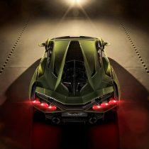 Фотография экоавто Lamborghini Sian - фото 6