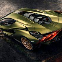 Фотография экоавто Lamborghini Sian - фото 5