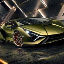 Фотография экоавто Lamborghini Sian - фото 16