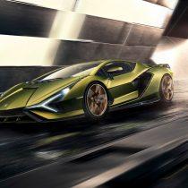 Фотография экоавто Lamborghini Sian - фото 15
