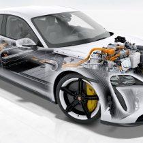 Фотография экоавто Porsche Taycan Turbo S - фото 83
