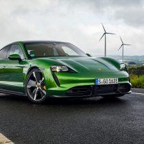 Фотография экоавто Porsche Taycan Turbo S - фото 33