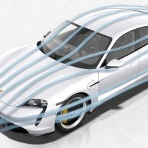 Фотография экоавто Porsche Taycan Turbo S - фото 75
