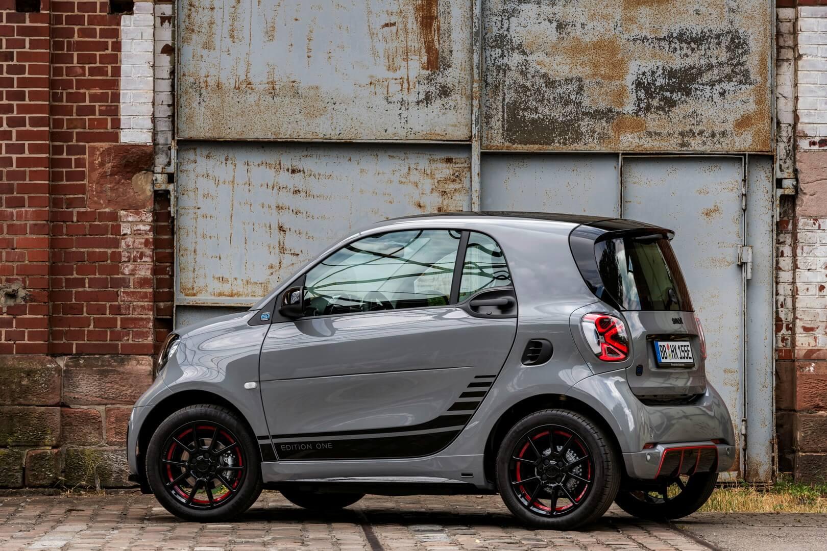Электромобиль Smart EQ fortwo