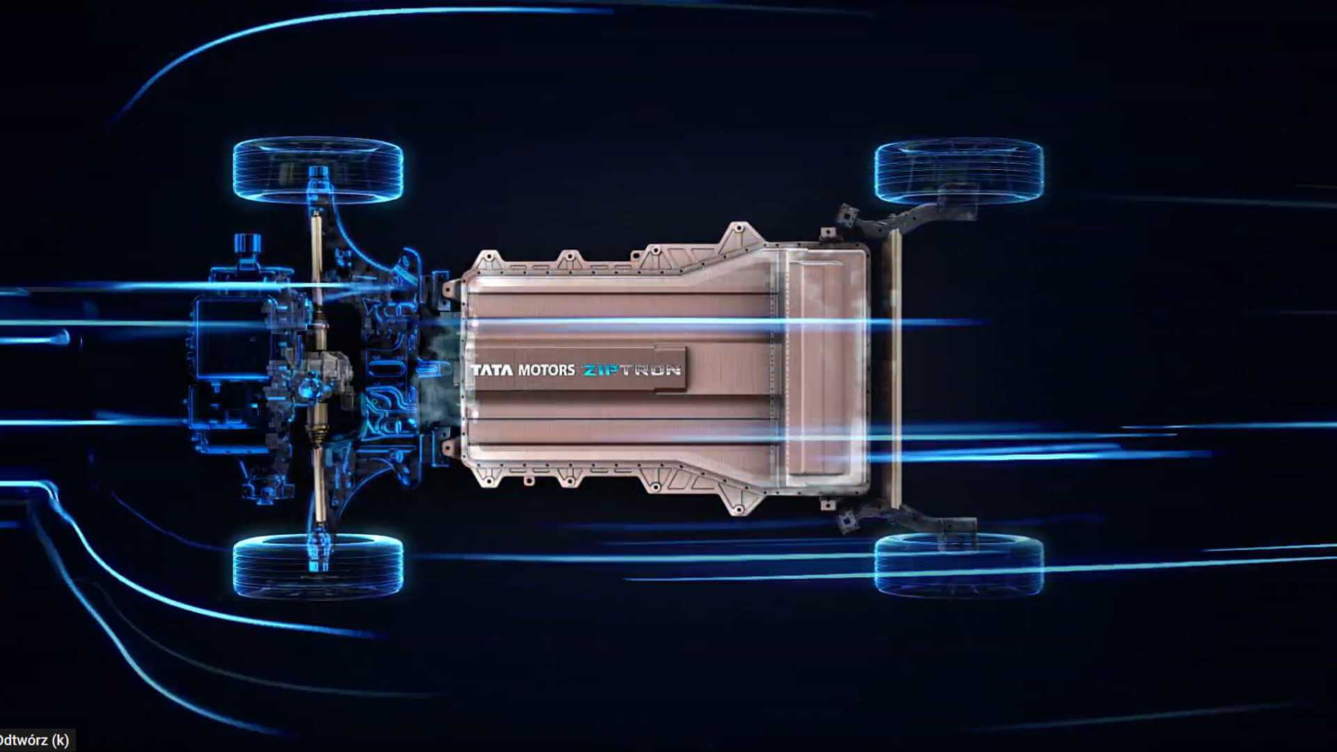 Tata Motors представила электромобильную платформу ZIPTRON