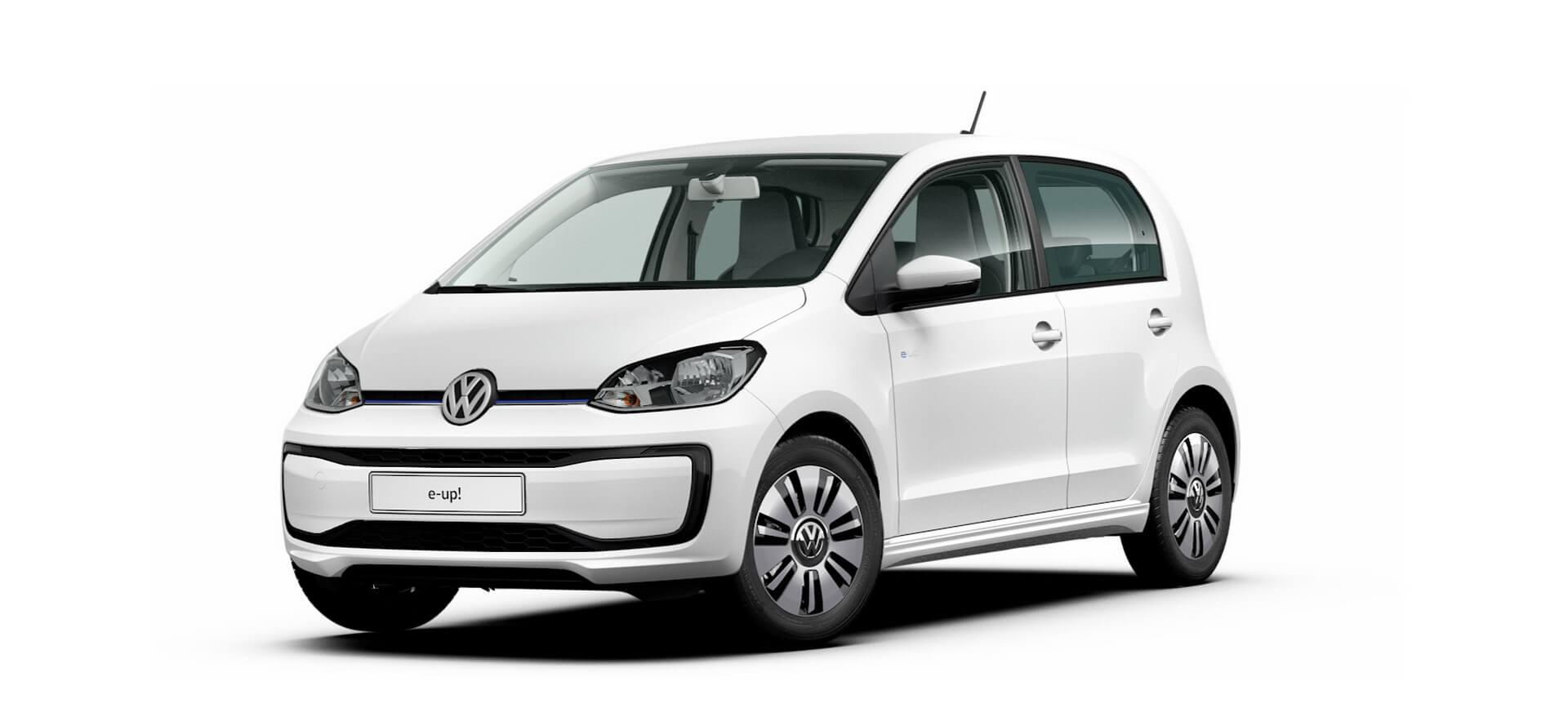 Фотография экоавто Volkswagen e-Up! - фото 11