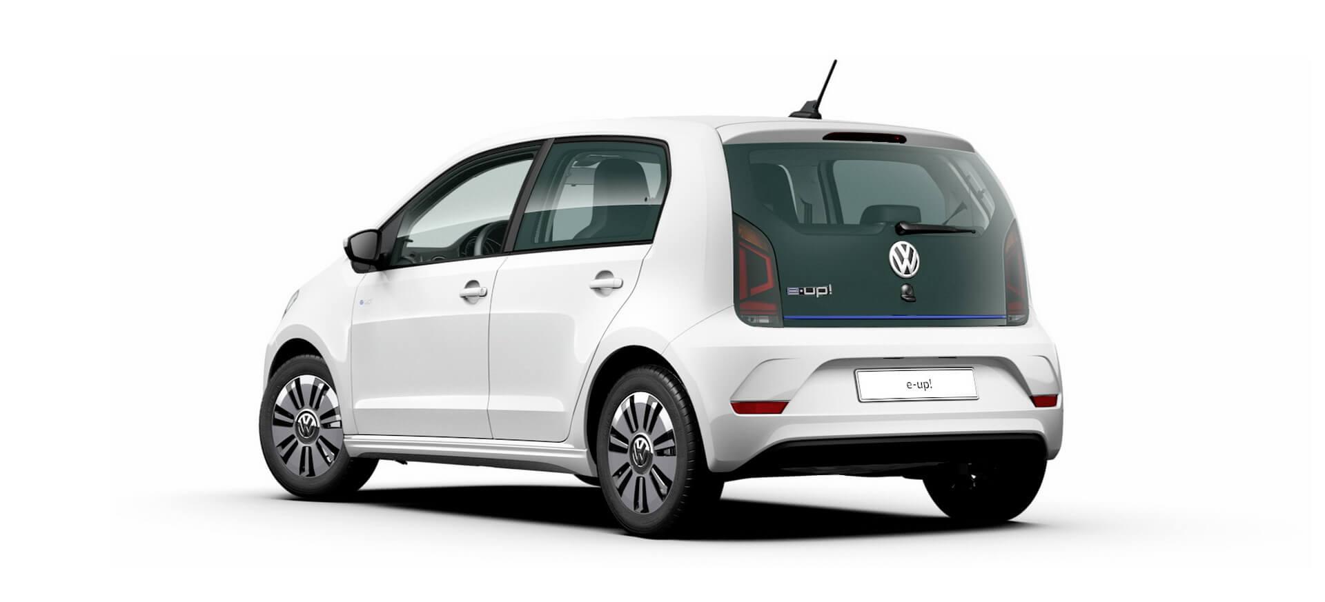 Фотография экоавто Volkswagen e-Up! - фото 12