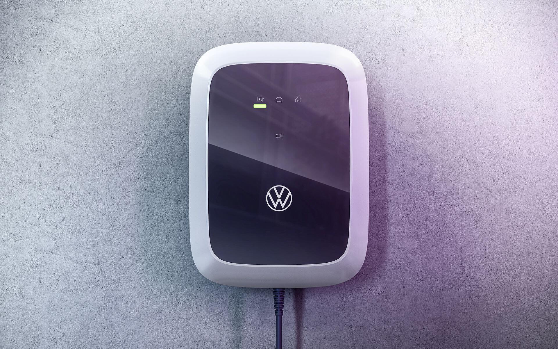 Volkswagen представляет настенную зарядную станцию ID. Charger по цене от €399