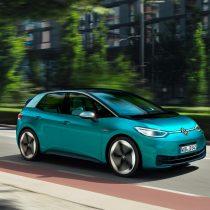 Фотография экоавто Volkswagen ID.3 1ST (Mid-Range)