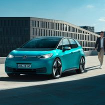 Фотография экоавто Volkswagen ID.3 1ST (Mid-Range) - фото 3