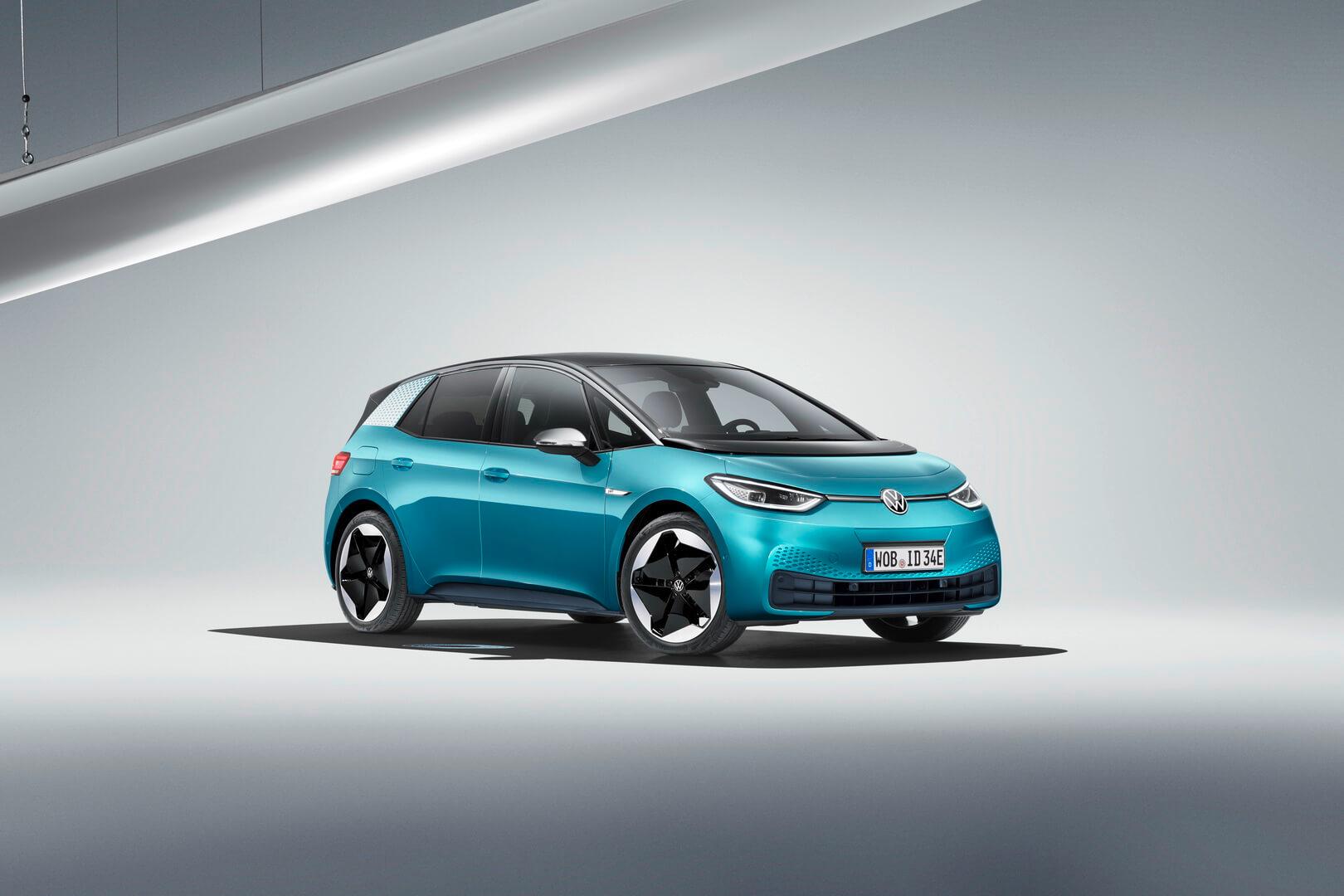 Фотография экоавто Volkswagen ID.3 1ST (Mid-Range) - фото 25
