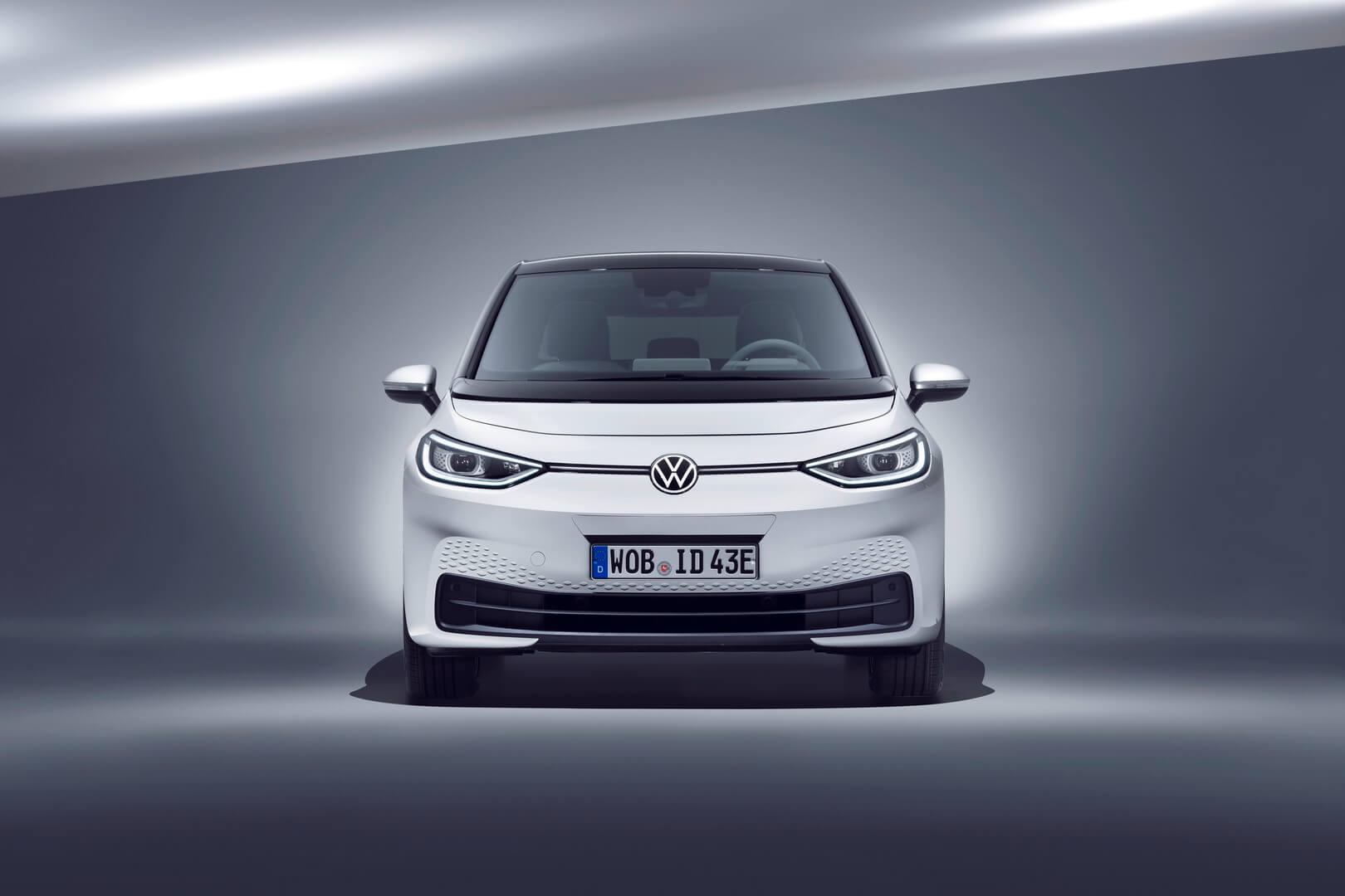 Фотография экоавто Volkswagen ID.3 1ST (Mid-Range) - фото 16