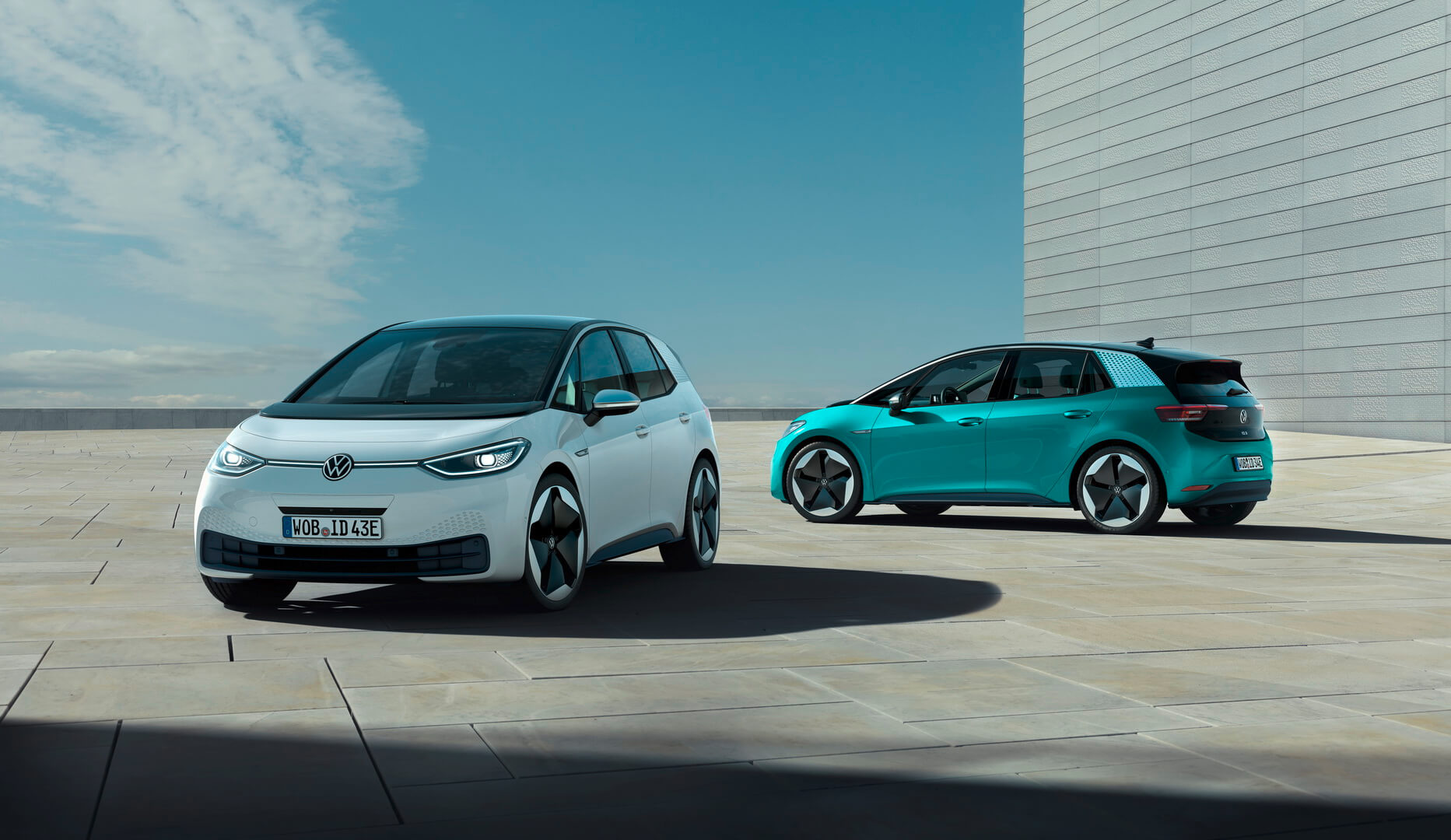 Фотография экоавто Volkswagen ID.3 1ST (Mid-Range) - фото 9