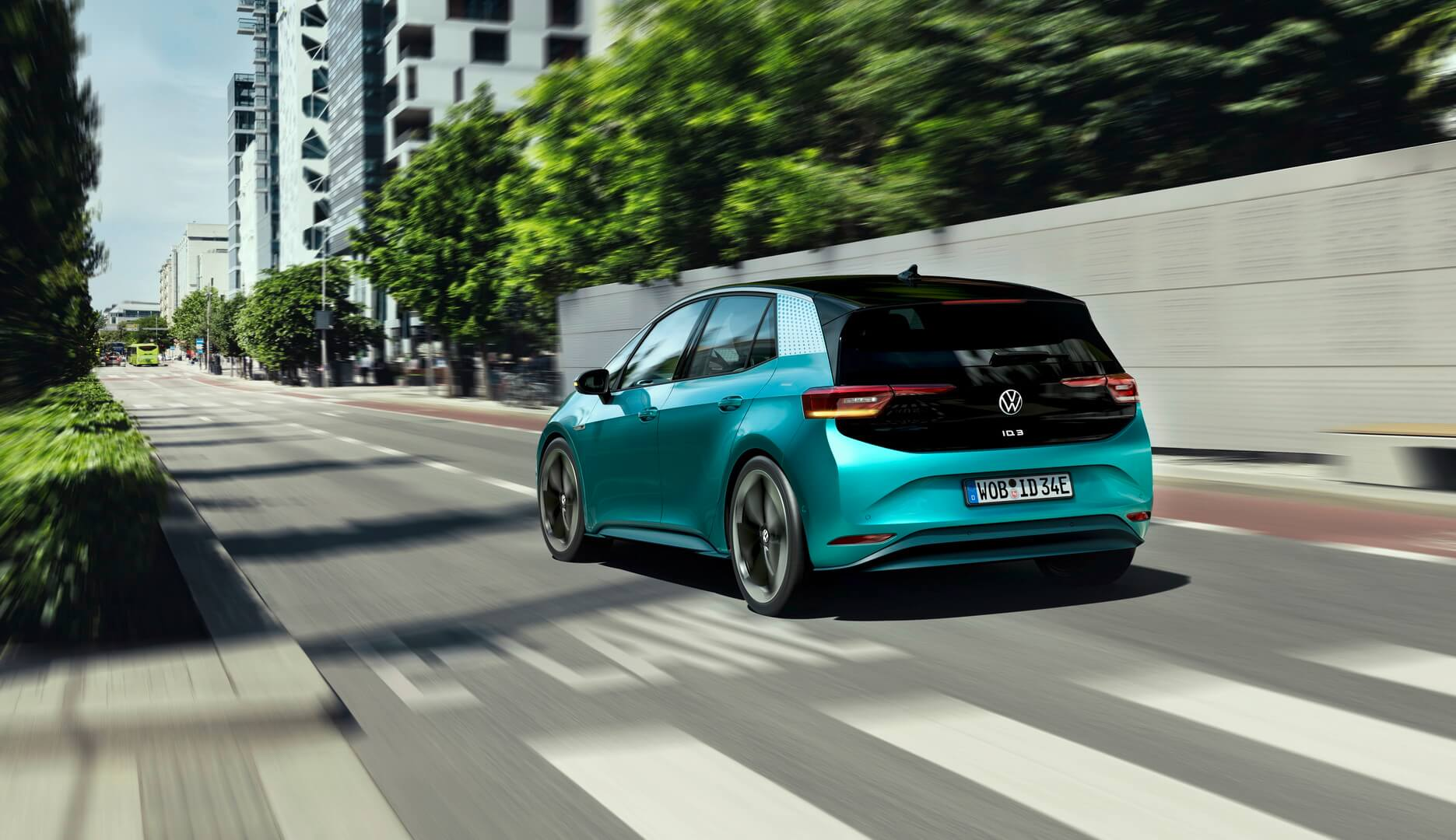 Фотография экоавто Volkswagen ID.3 1ST (Mid-Range) - фото 10