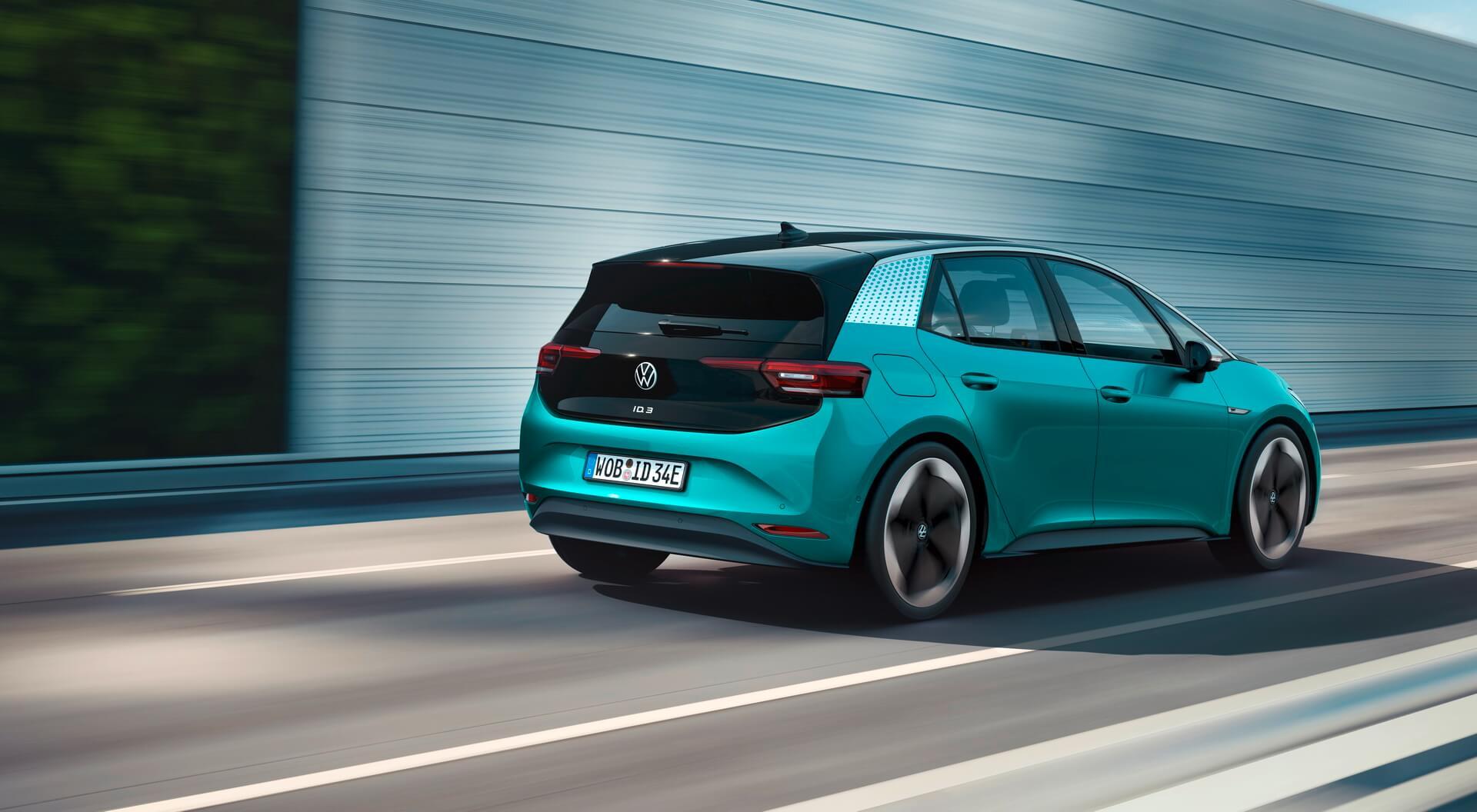 Фотография экоавто Volkswagen ID.3 1ST (Mid-Range) - фото 13