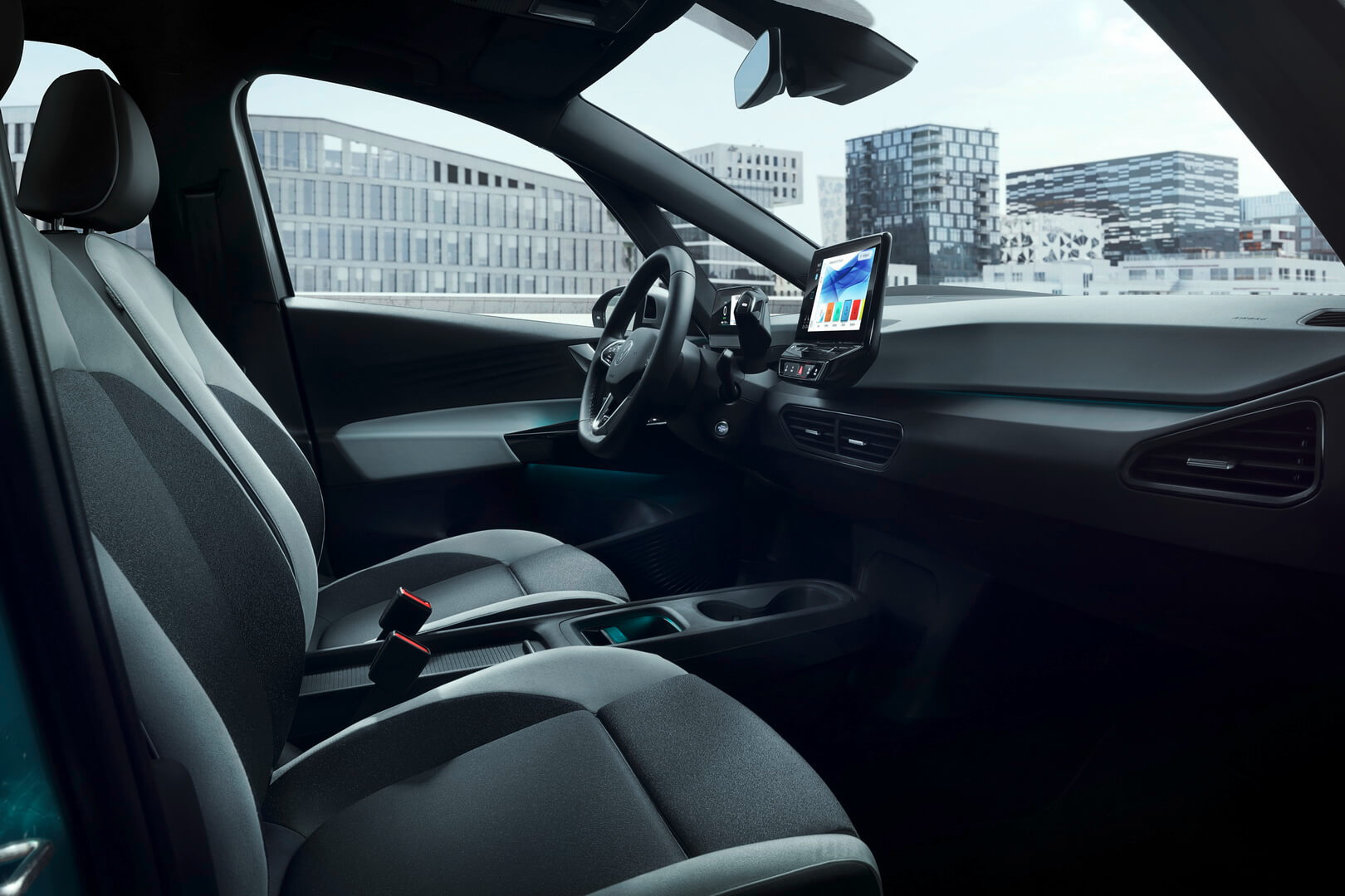 Фотография экоавто Volkswagen ID.3 1ST (Mid-Range) - фото 28
