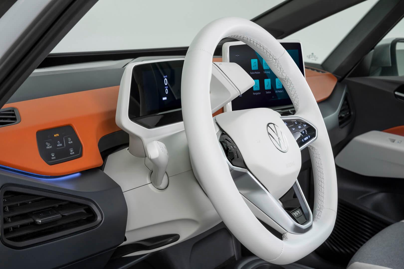 Фотография экоавто Volkswagen ID.3 1ST (Mid-Range) - фото 33