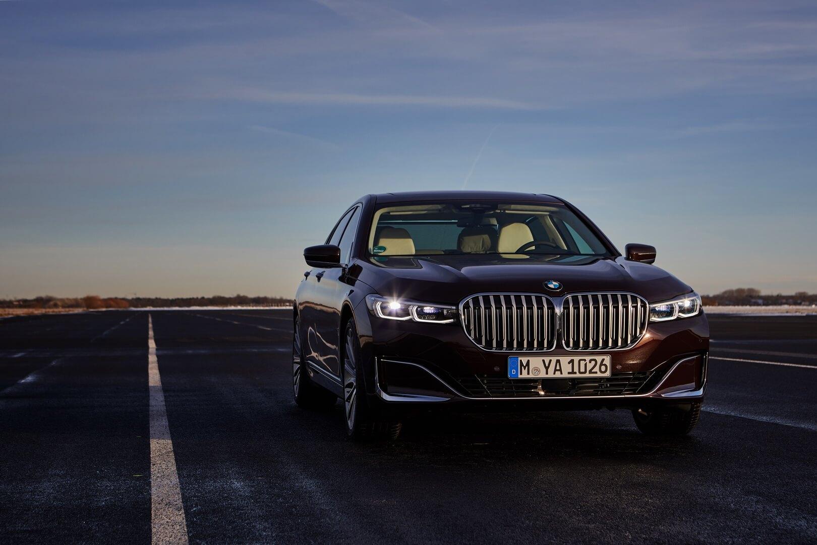 Фотография экоавто BMW 745e - фото 3