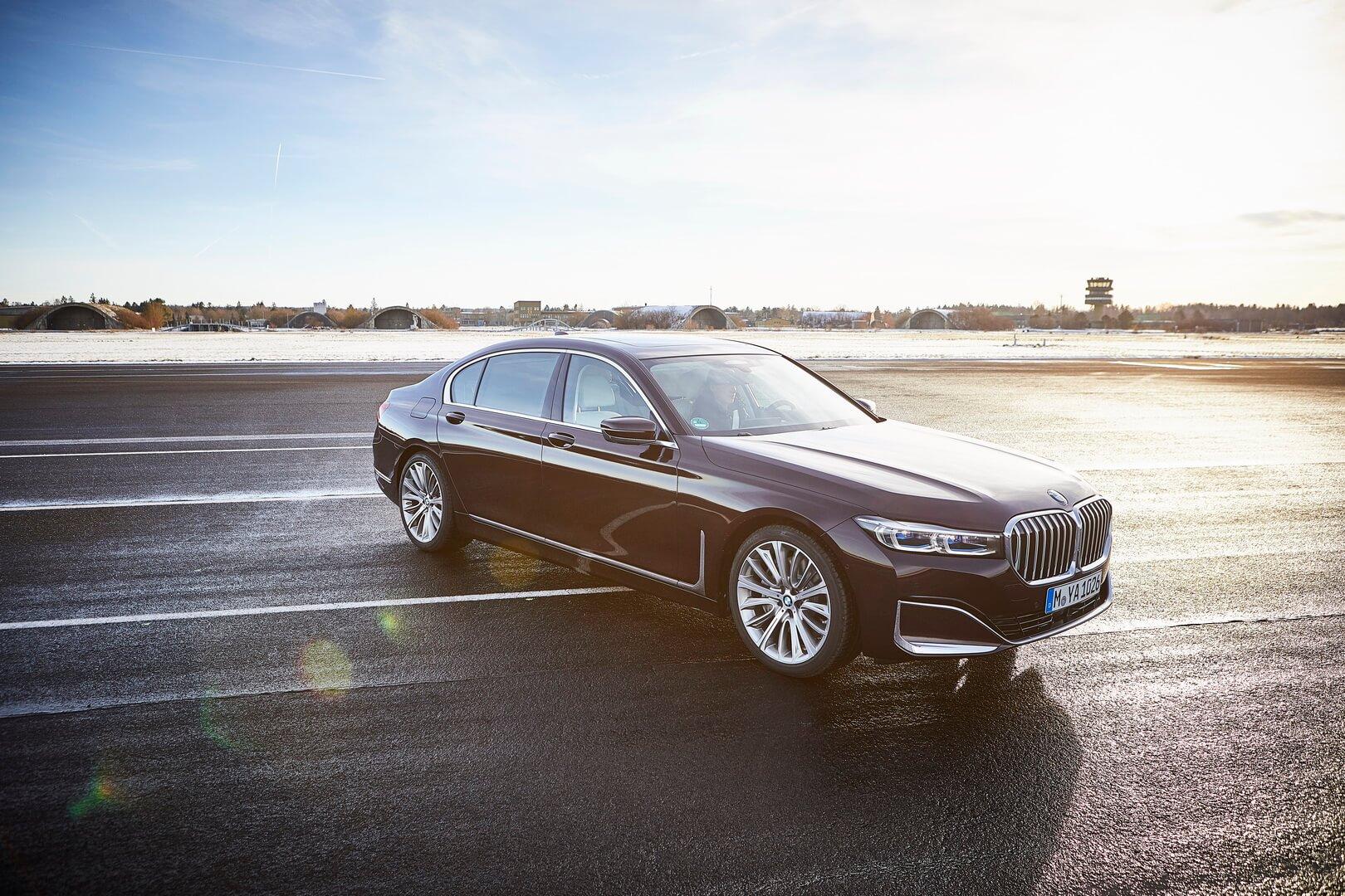Фотография экоавто BMW 745e