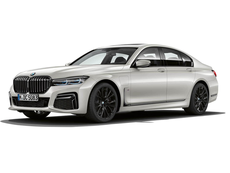 Фотография экоавто BMW 745e - фото 9