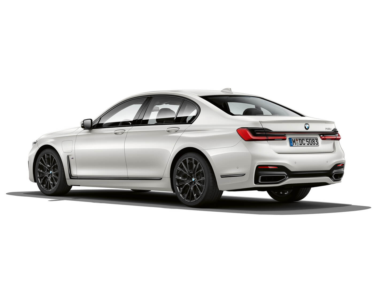 Фотография экоавто BMW 745e - фото 8