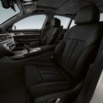 Фотография экоавто BMW 745e - фото 14