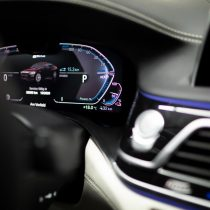 Фотография экоавто BMW 745e - фото 16