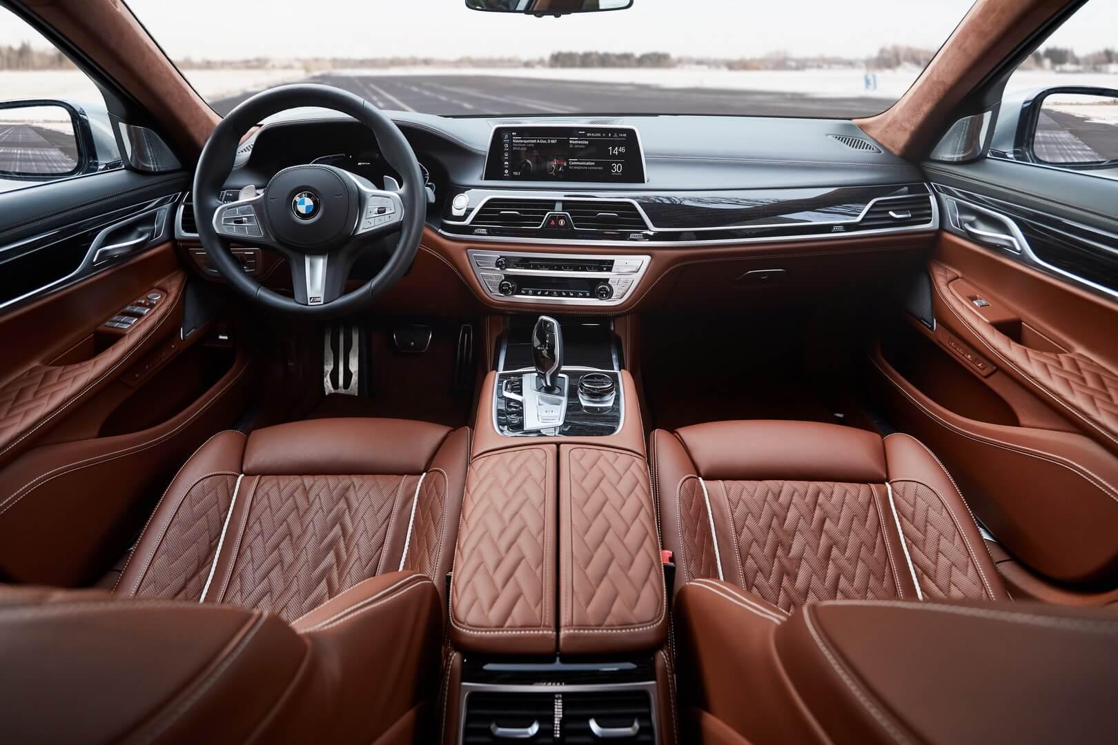 Фотография экоавто BMW 745e - фото 15
