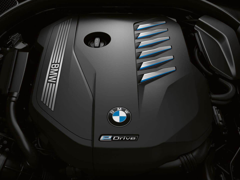 Фотография экоавто BMW 745e - фото 13