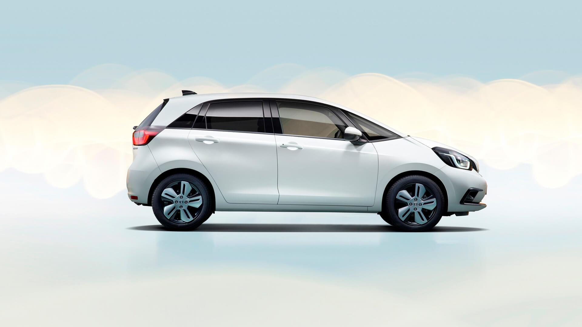 Гибридная Honda Jazz вышла на украинский рынок