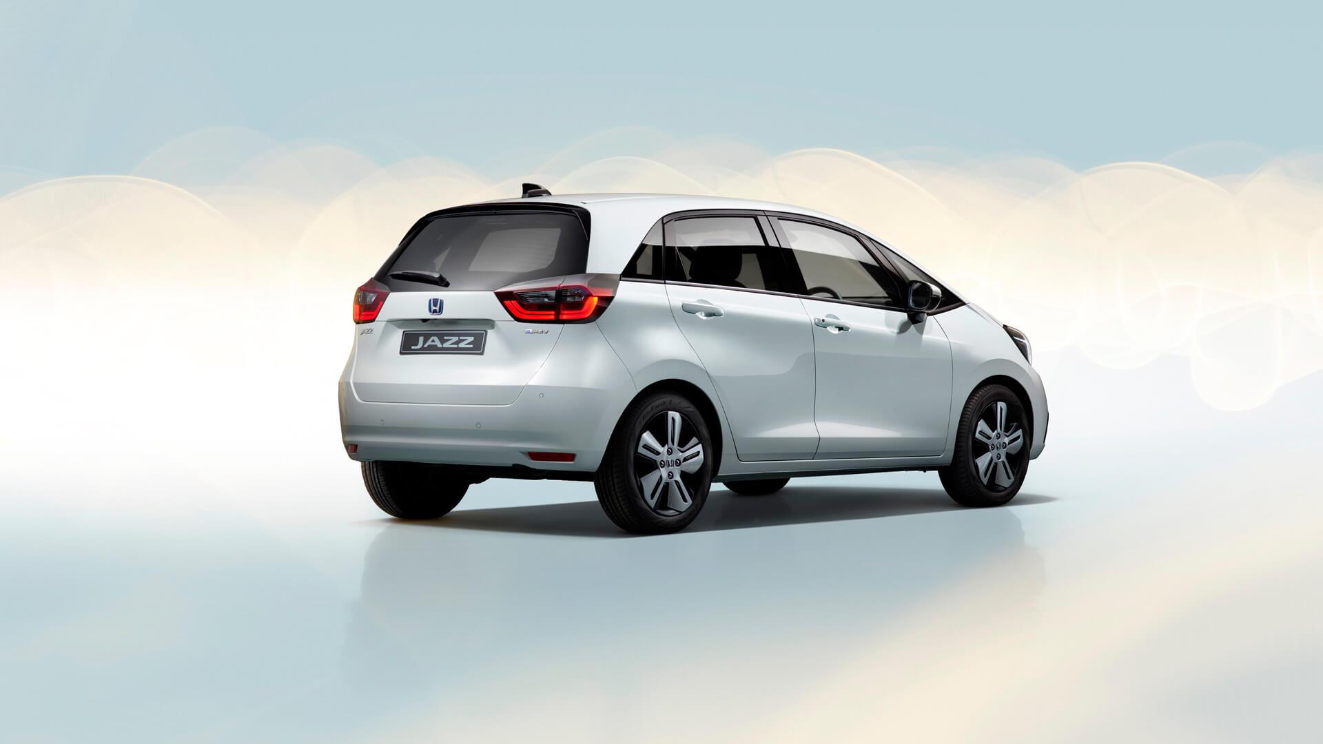 В Украине начались продажи 4 поколения Honda Jazz e:HEV