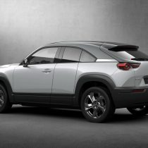 Фотография экоавто Mazda MX-30 EV - фото 2