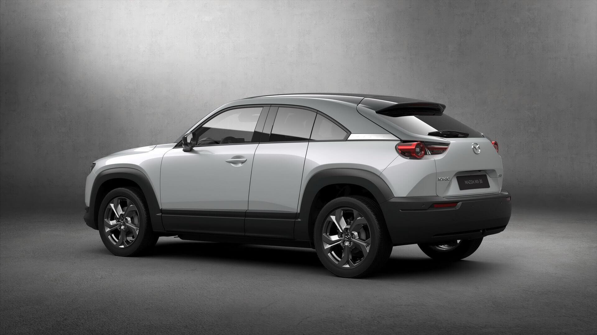 Дебют первой «электрички» Mazda состоялся вТокио