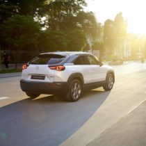 Фотография экоавто Mazda MX-30 EV - фото 11