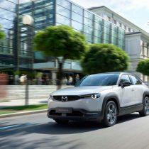 Фотография экоавто Mazda MX-30 EV - фото 10