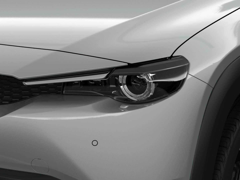 Фотография экоавто Mazda MX-30 EV - фото 8