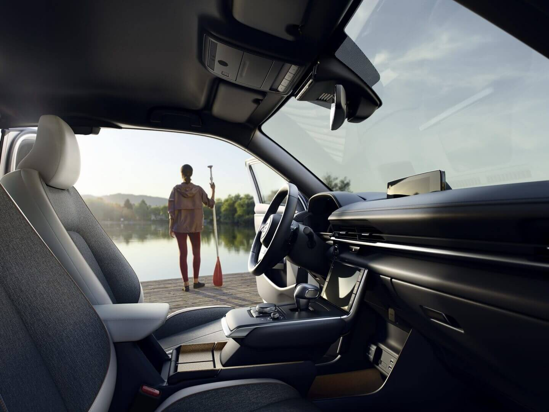 Фотография экоавто Mazda MX-30 EV - фото 22