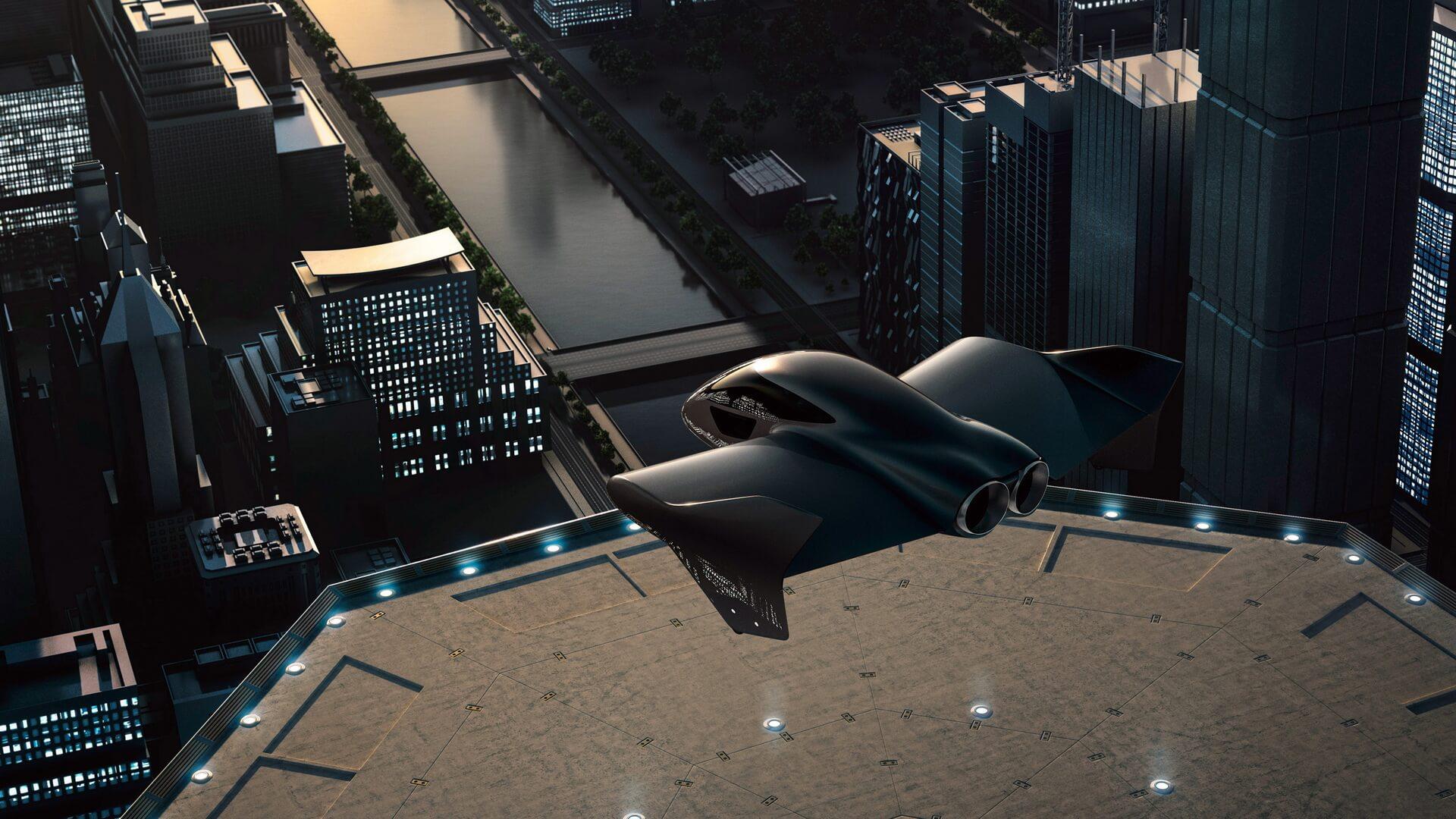 Компании Porsche и Boeing будут работать вместе на премиум-рынке воздушного городского автотранспорта
