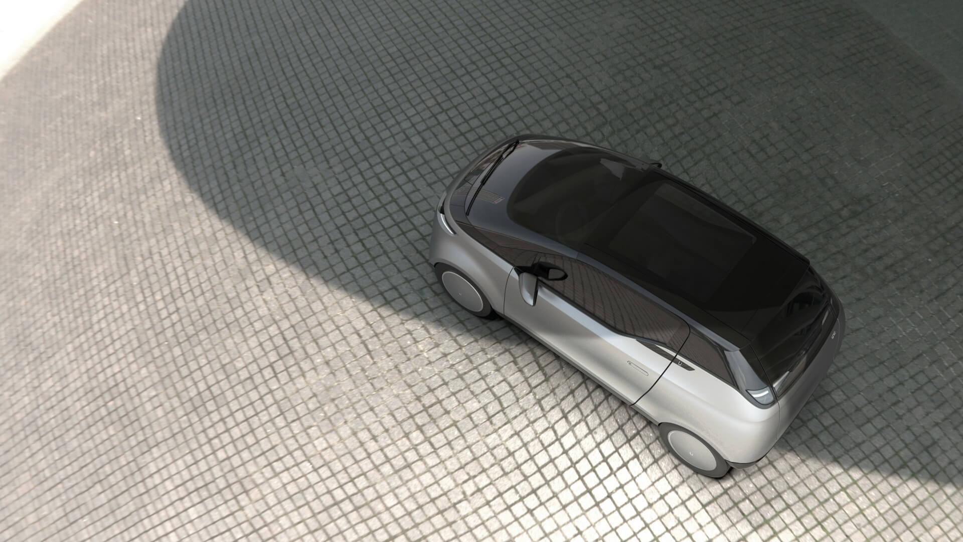 Первый электрический автомобиль Uniti One