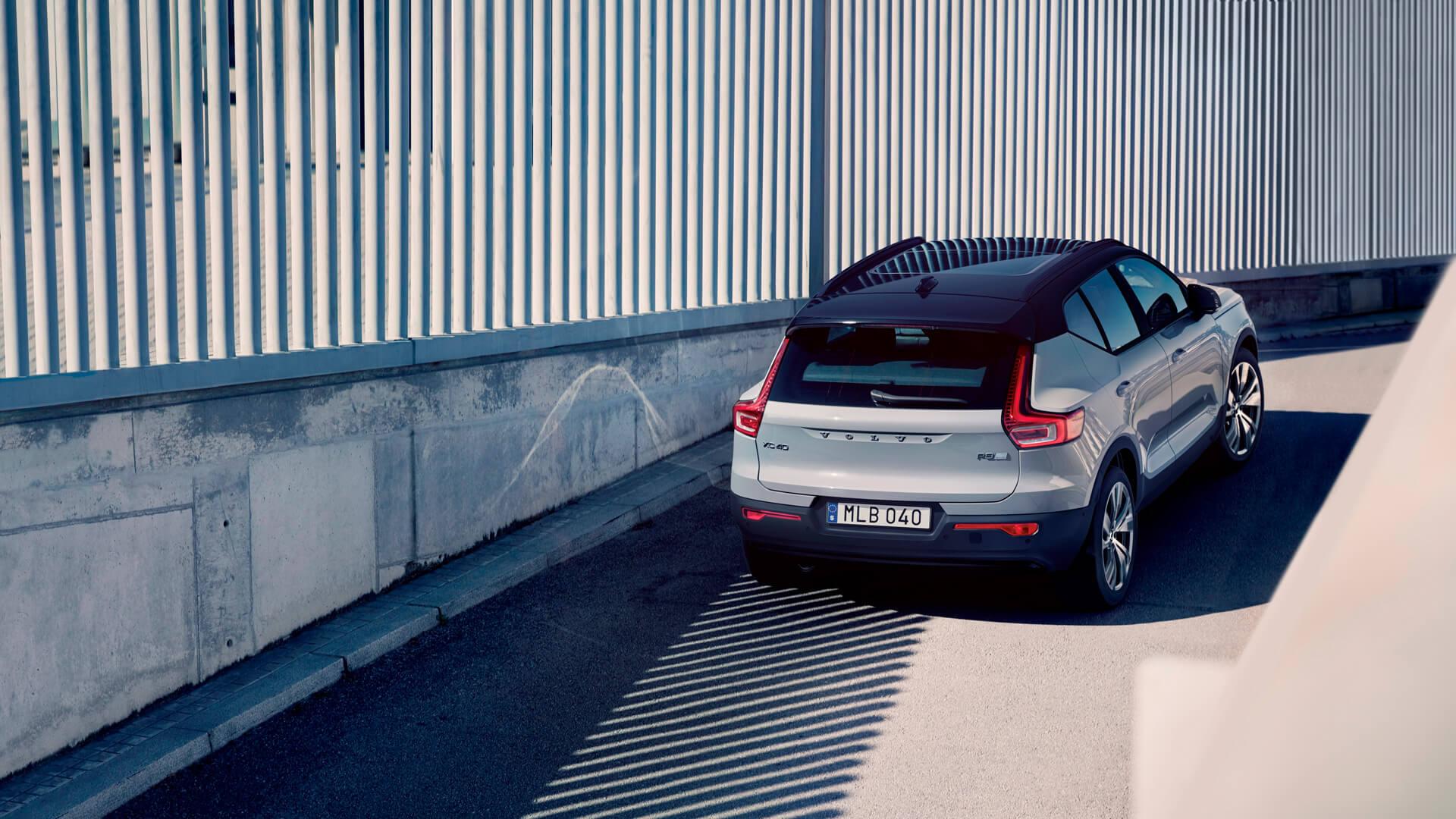Фотография экоавто Volvo XC40 Recharge P8 AWD - фото 18