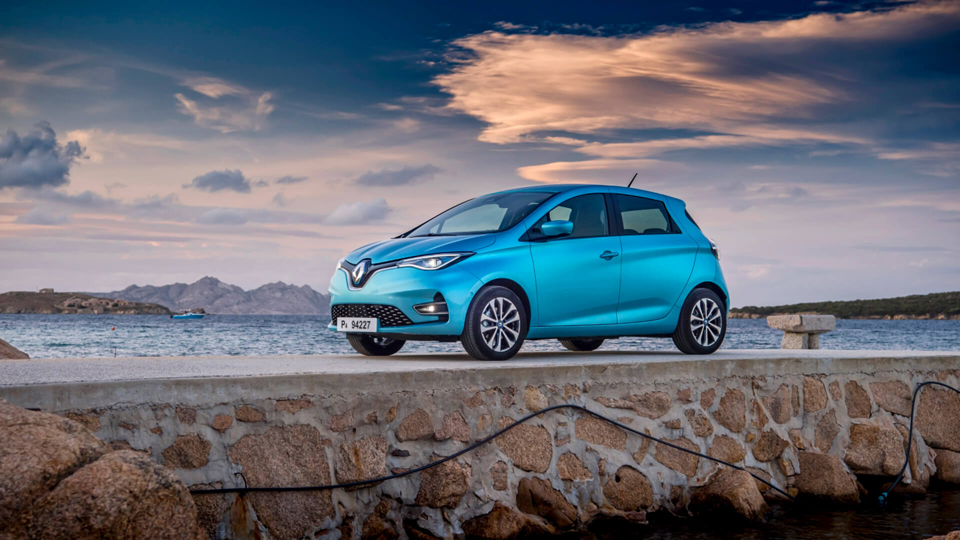 Продажи Renault ZOE в Европе составили более 200 000 единиц