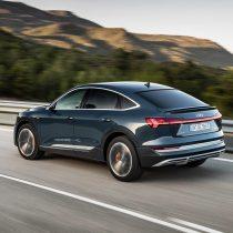 Фотография экоавто Audi e-tron Sportback 50 quattro - фото 8