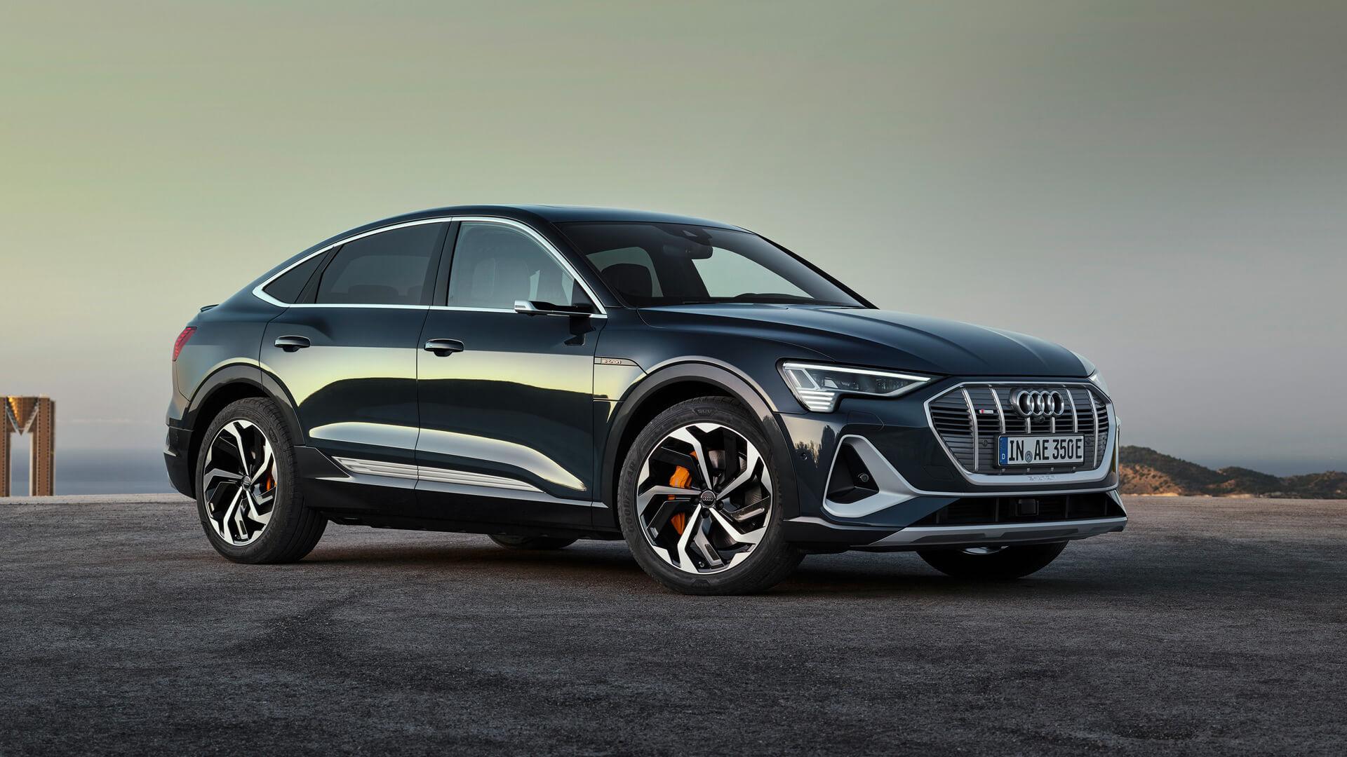 Фотография экоавто Audi e-tron Sportback 50 quattro - фото 7
