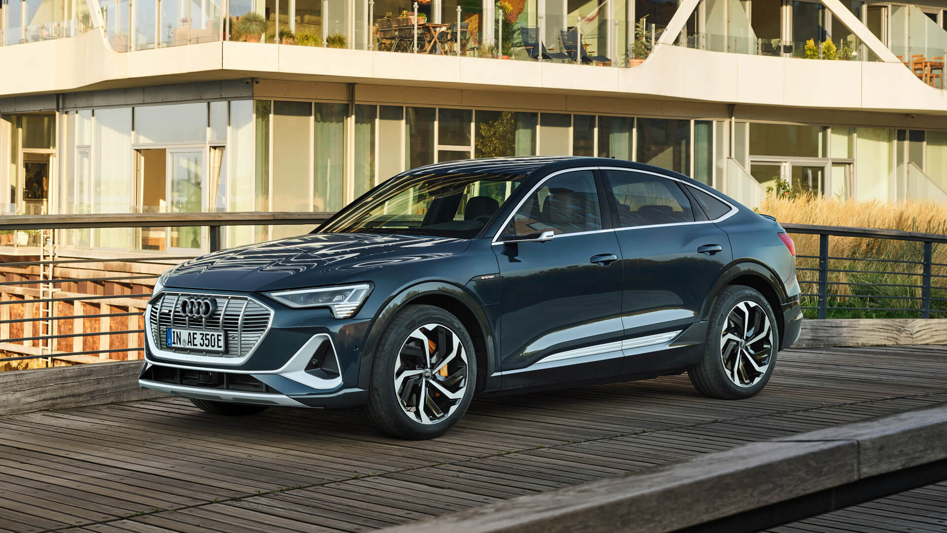 Audi е-tron Sportback