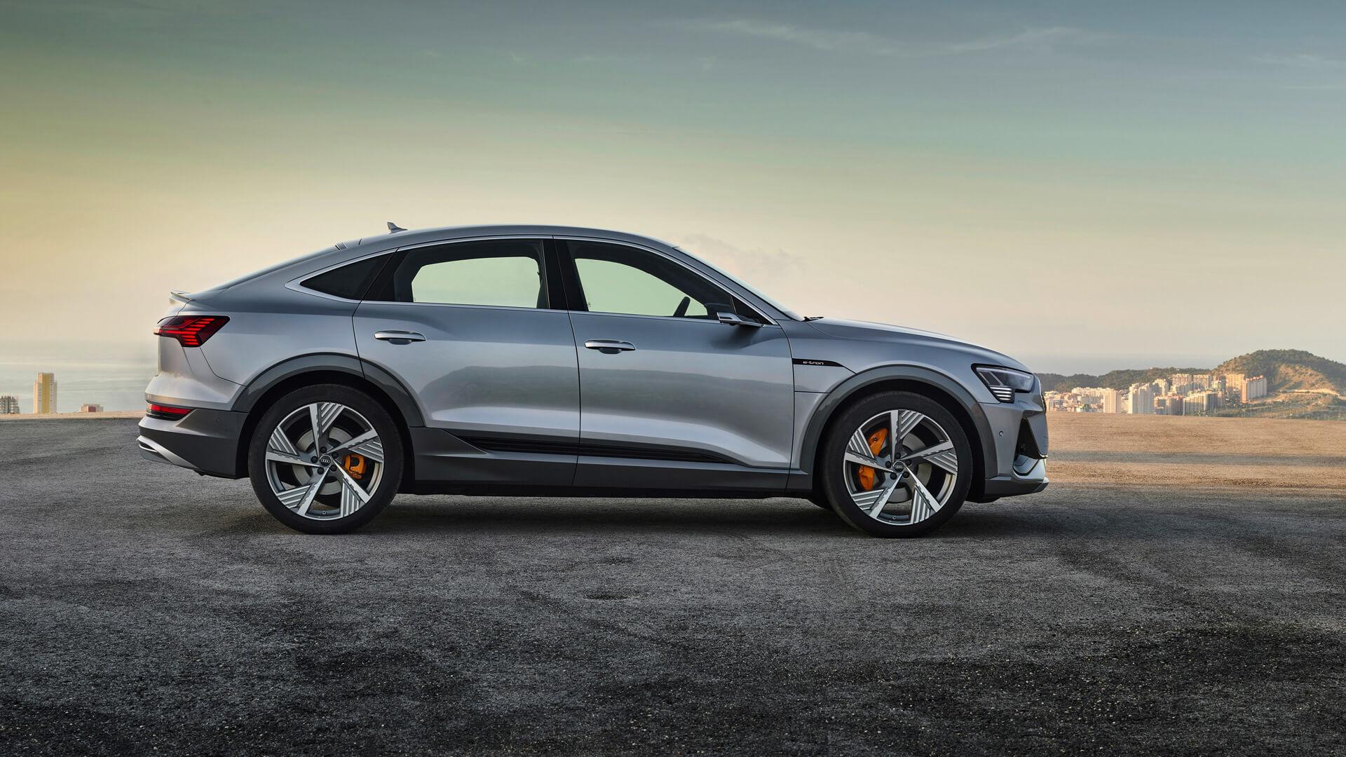 Фотография экоавто Audi e-tron Sportback 55 quattro - фото 8