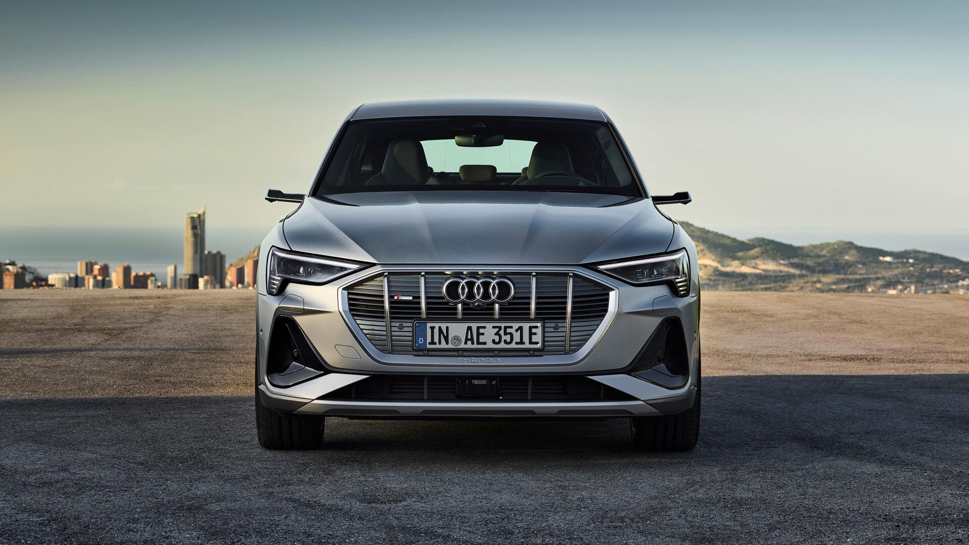 Фотография экоавто Audi e-tron Sportback 55 quattro - фото 7