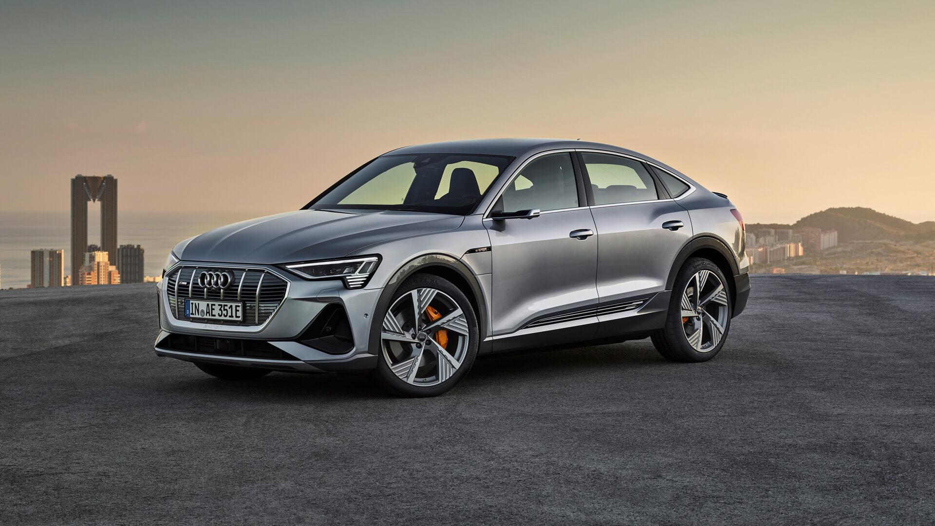 Фотография экоавто Audi e-tron Sportback 55 quattro - фото 6