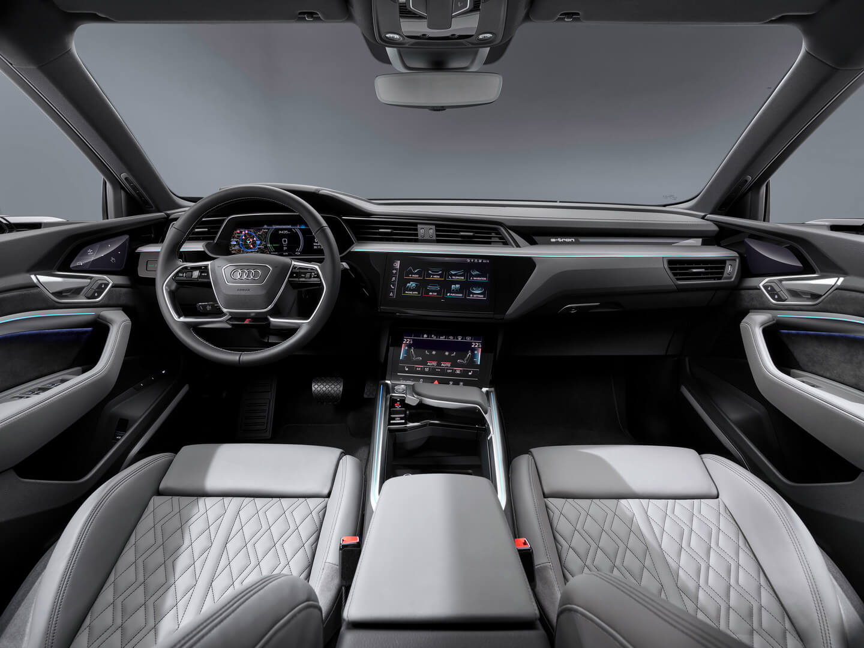 Фотография экоавто Audi e-tron Sportback 50 quattro - фото 9