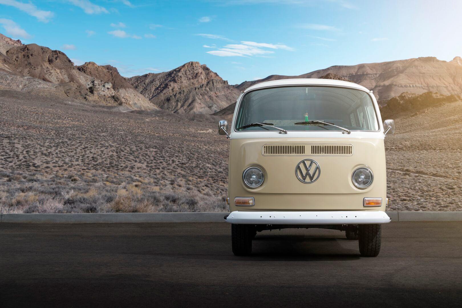 Volkswagen Type2 Bulli превратили в электромобиль